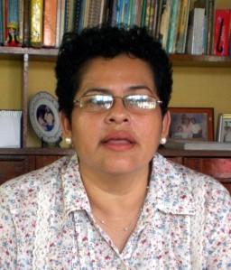 Prof. Alba Mercedes Membreño