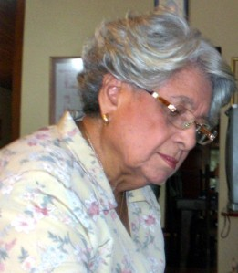 Prof. Berta Mairena de Miranda